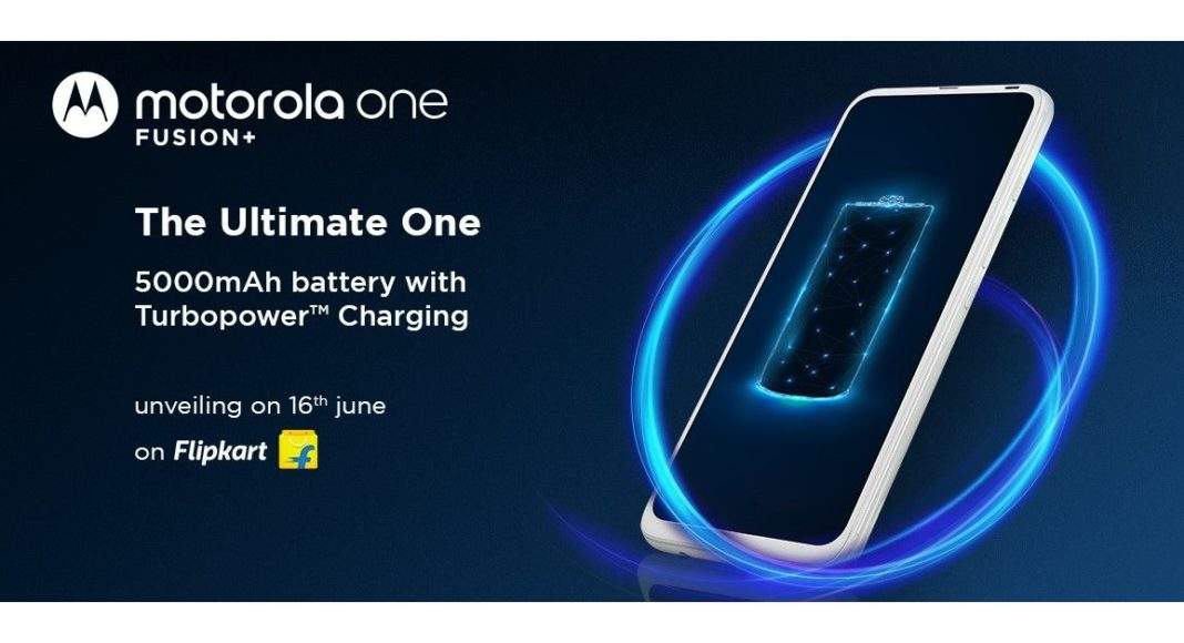 Motorola One Fusion+ with a pop-up selfie camera to launch in India today