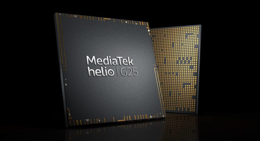 MediaTek Helio G35 and G25 Gaming Series Chipsets