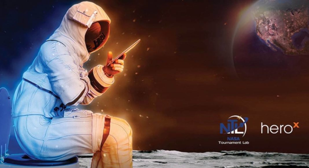 NASA Lunar Toilet Challenge moon can help you win $35000