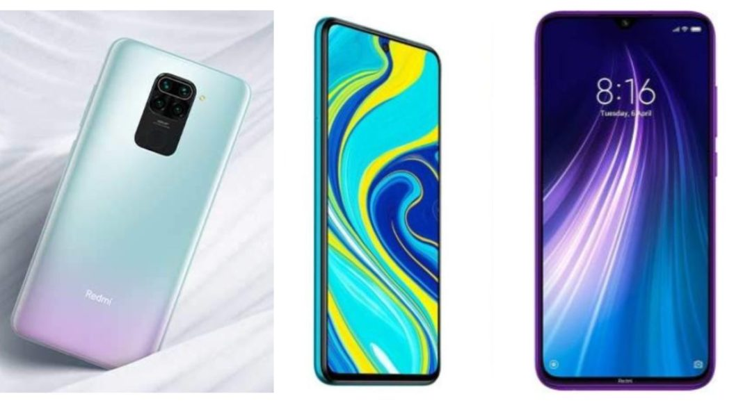 Compare: Redmi Note 9 Vs Redmi Note 9 Pro Vs Redmi Note 8