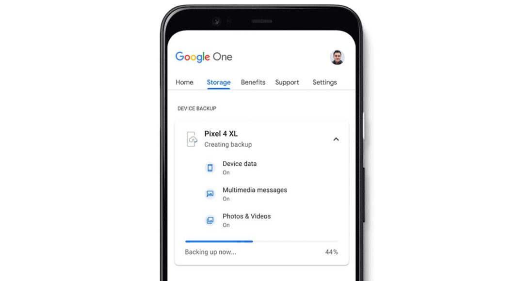 Google One app now offers some features for free to Android and iOS users