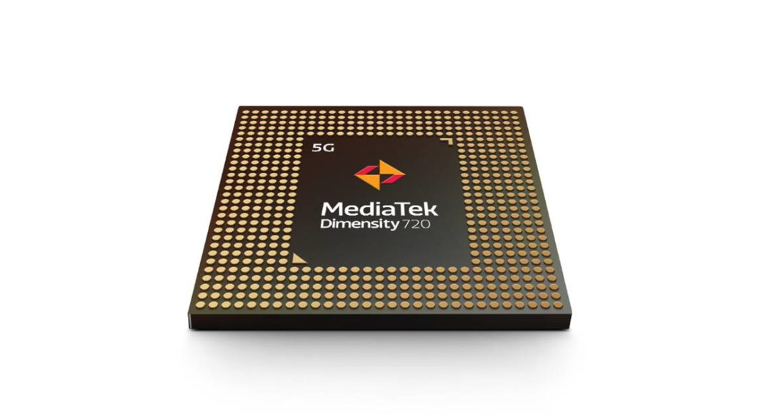 MediaTek announces Dimensity 720 SoC 5G