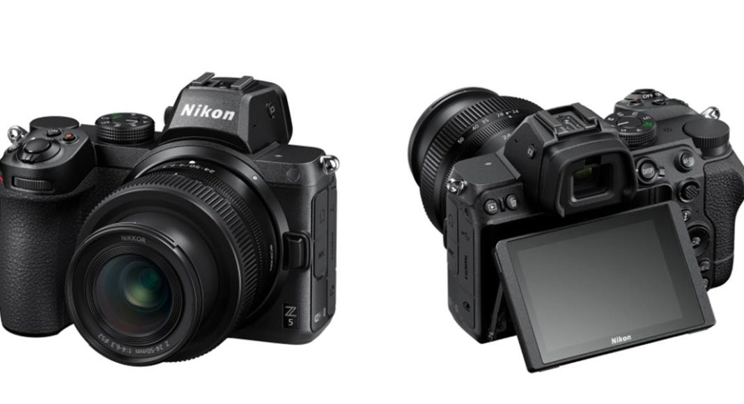 Nikon Z 5 and NIKKOR Z 24-50mm f4-63 now launched in India