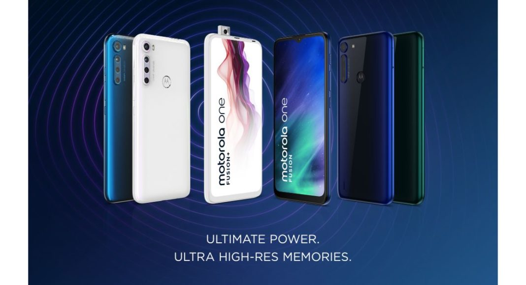 Motorola launched One Fusion with Qualcomm Snapdragon 710 processor and quad rear camera