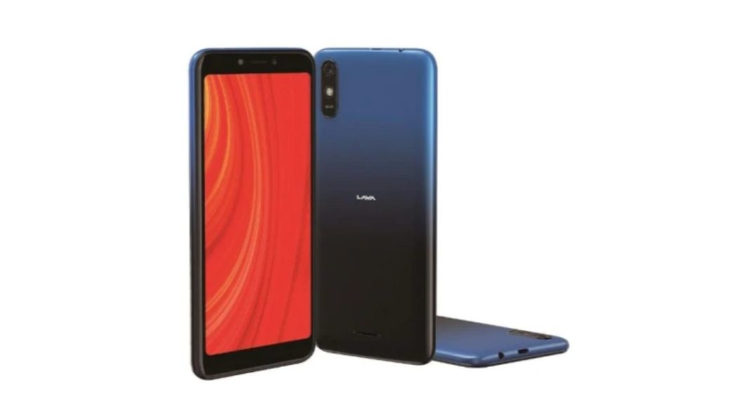 Lava Z61 Pro smartphone with 8-megapixel rear camera and a 5-megapixel selfie camera launched in India