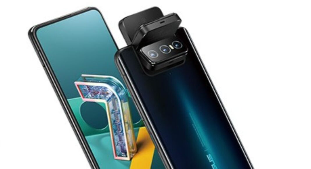 Asus ZenFone 7 and ZenFone 7 Pro with 90Hz refresh rate display and flip camera set up launched