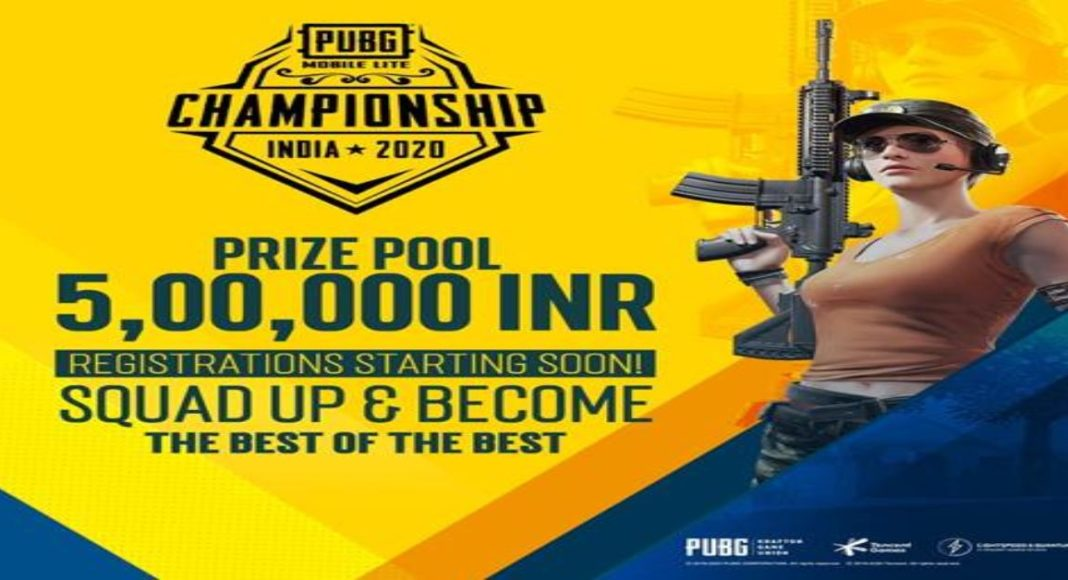 ANNOUNCED: PUBG Mobile Lite Championship India 2020, registration begins