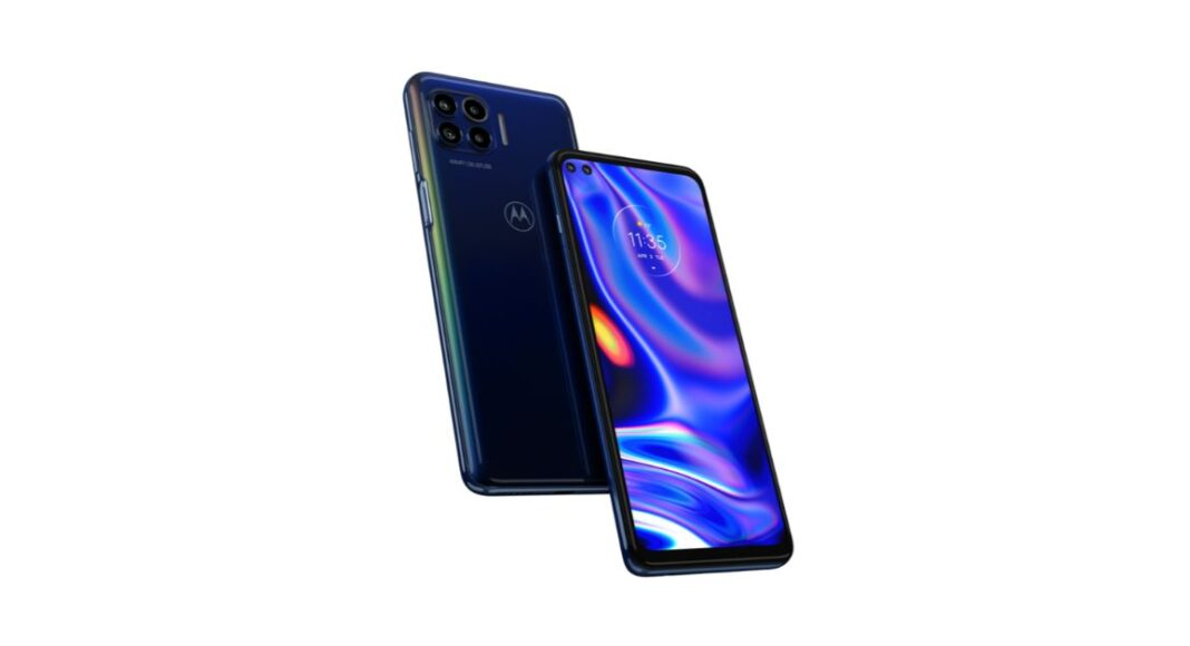 Motorola One 5G with 90Hz refresh rate display and quad cameras launched