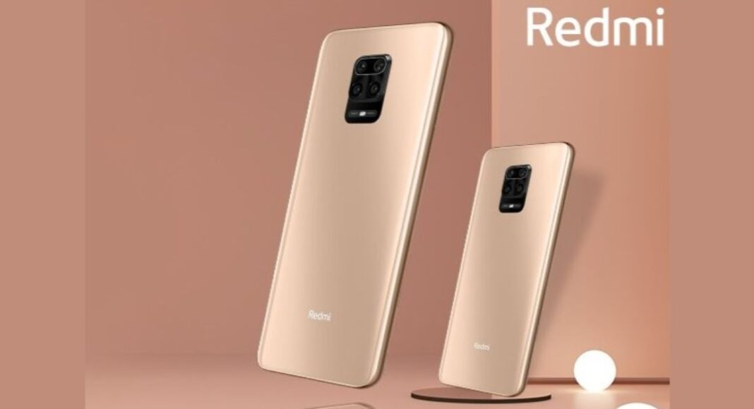 Xiaomi introduces Champagne Gold colour variant for Redmi Note 9 Pro Max and Redmi Note 9 Pro in India