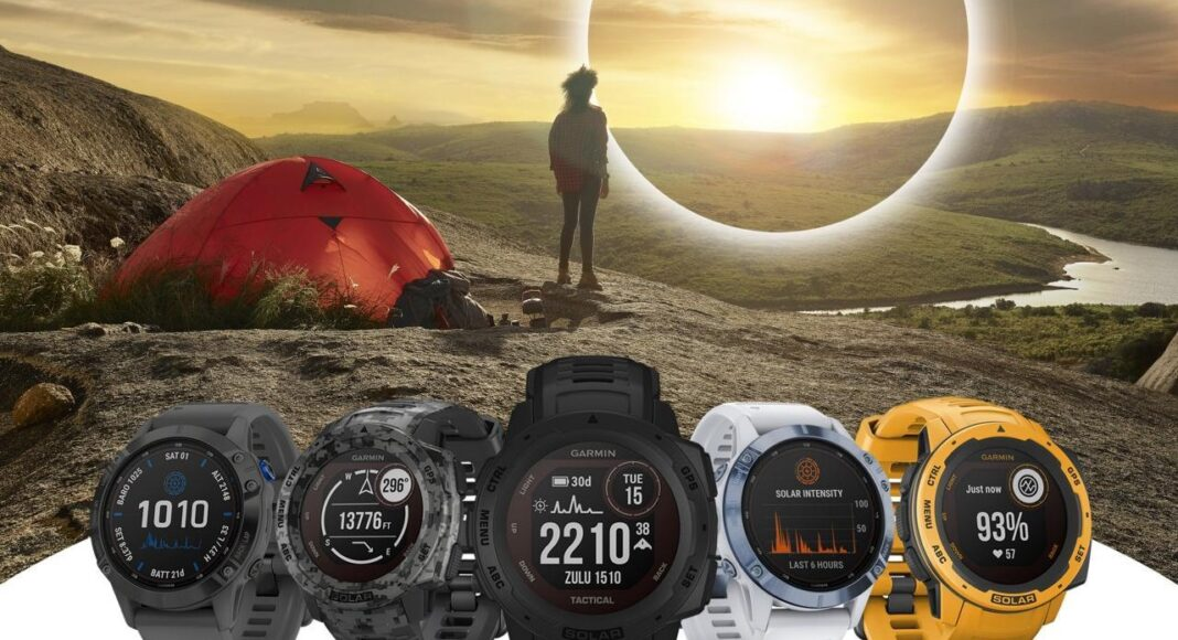 Garmin launched Instinct Solar and Fenix 6 Pro Solar smartwatches in India