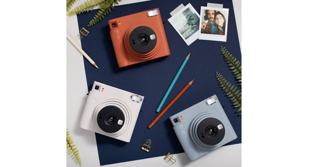 Fujifilm launches its instax SQUARE SQ1 Instant Camera for Rs 10,999