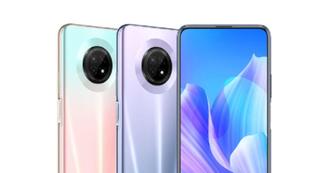 Huawei launched Enjoy 20 and Enjoy 20 Plus 5G smartphones with MediaTek Dimensity 720 chipset