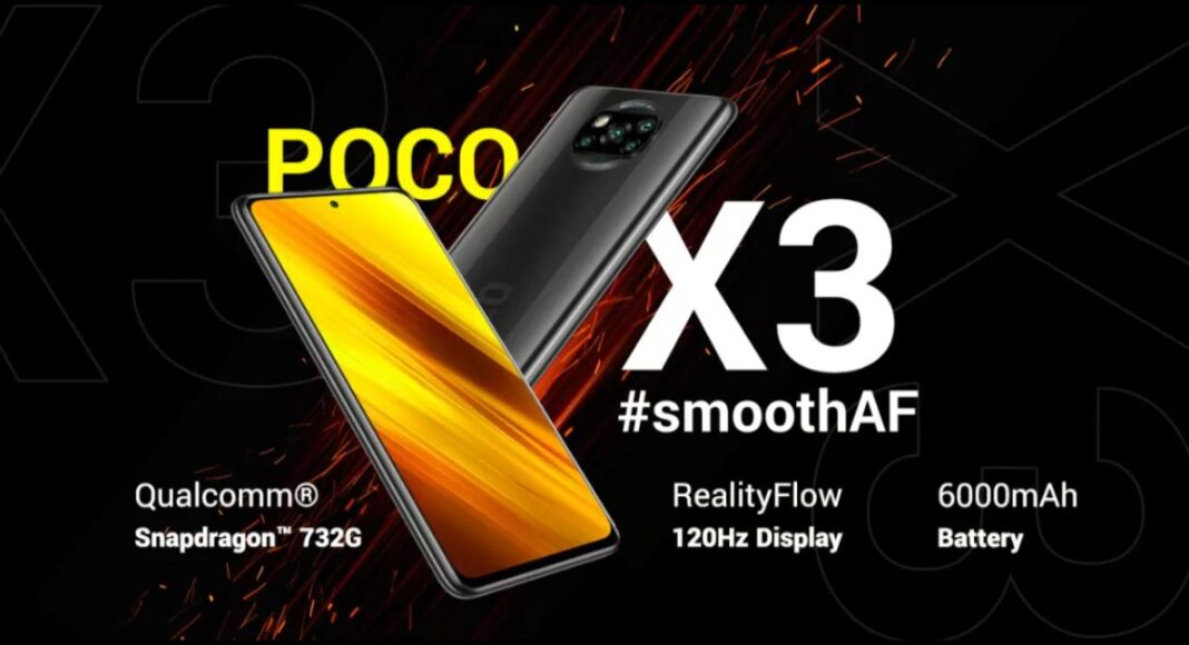 Poco X3 launched in India, to go on sale on September 29 via Flipkart