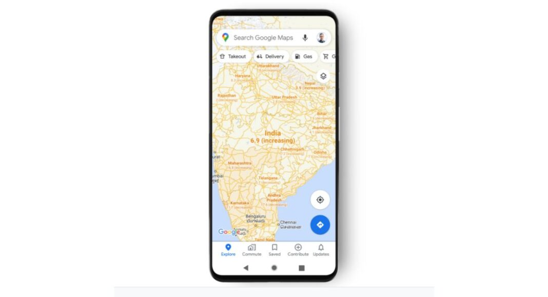 Google Maps brings a COVID-19 layer, a new safety tool to track nearby cases