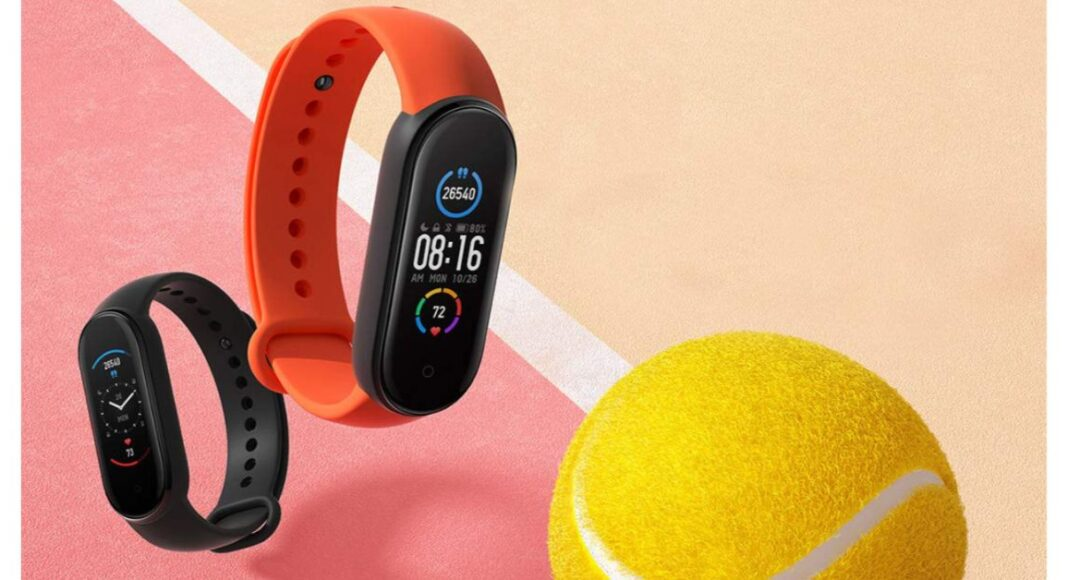 Mi Smart Band 5 with 14 days of battery life, health features for women launched in India