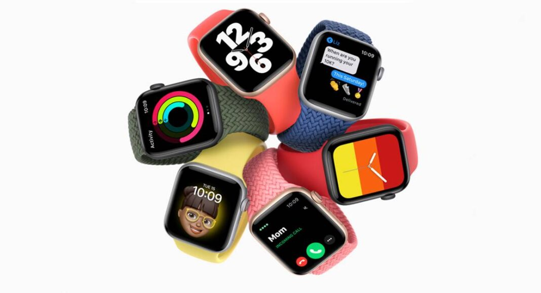 Apple Watch SE unveiled