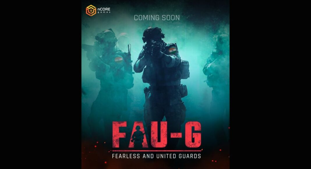 FAU-G set for a release in November, the first trailer released
