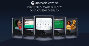 Motorola Razr 5G pricing
