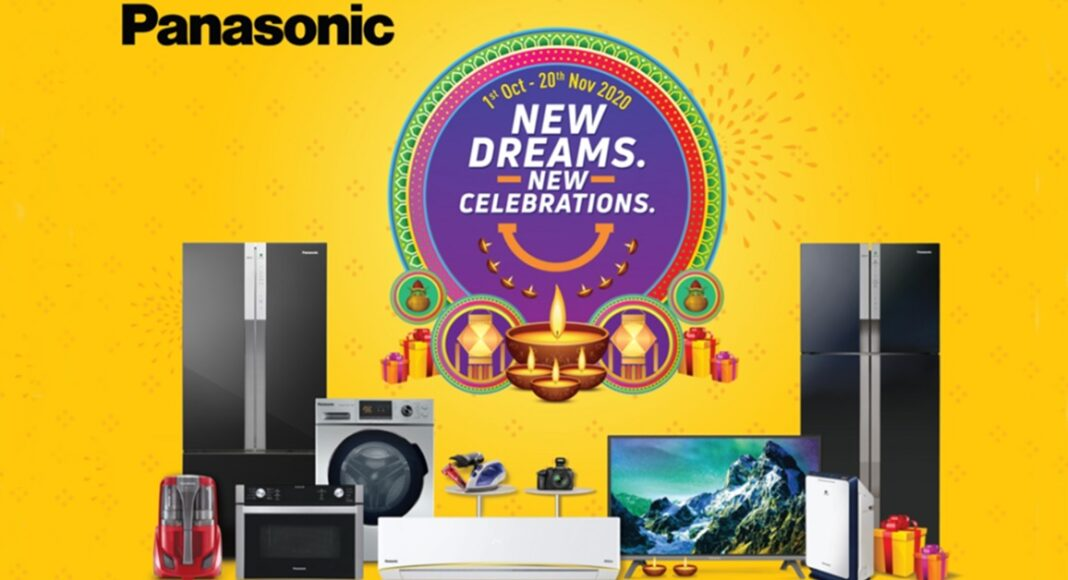 Panasonic launches 'New Dreams New Celebrations' offers in India this festive season
