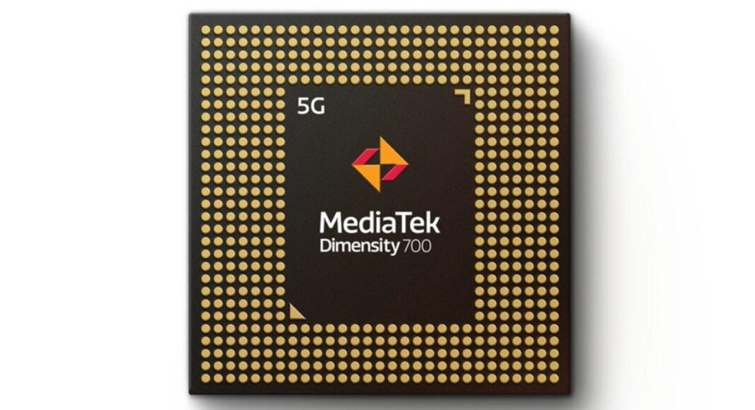 MediaTek launches its new Dimensity 700 5G smartphone Chipset