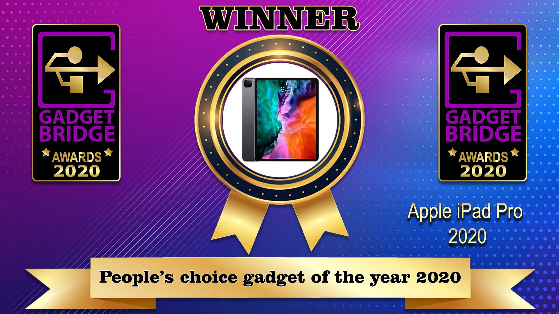 Gadget Bridge Awards People's-choice-gadget-of-the-year-2020