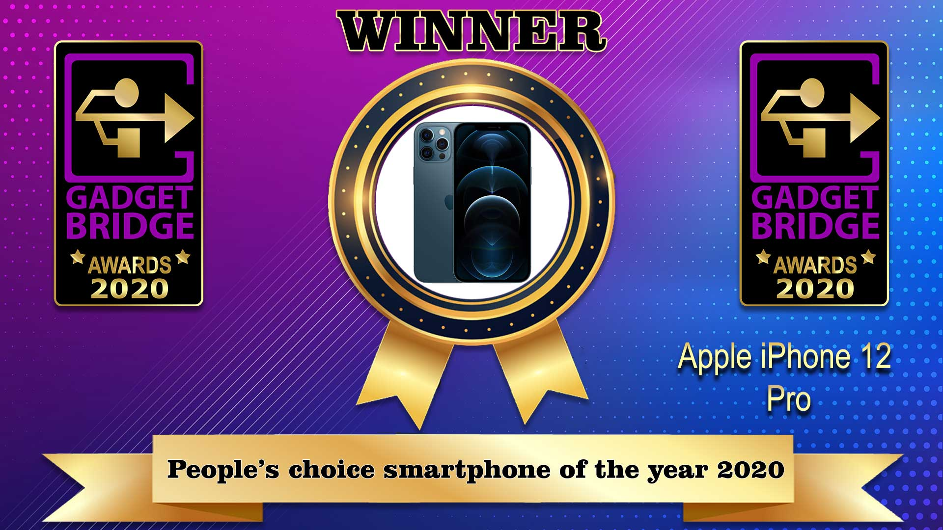 Gadget Bridge Awards People's-choice-smartphone-of-the-year-2020