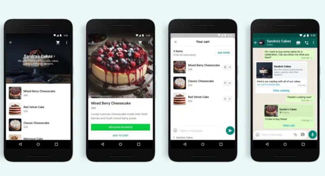 WhatsApp introduces carts to make shopping easier
