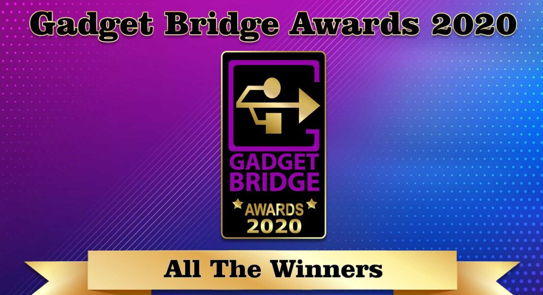 Gadget Bridge Awards