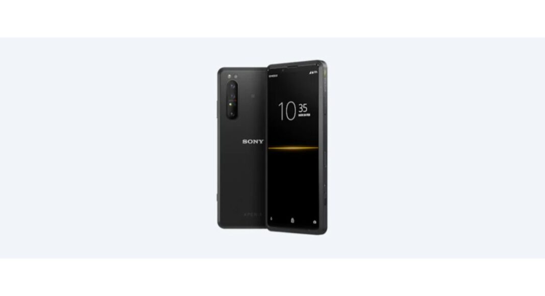 Sony Xperia Pro launched for professional photography and a micro-HDMI connector