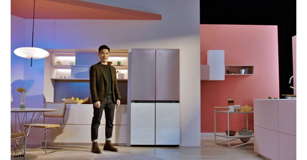 Samsung SmartThings Cooking Service, JetBot 90 AI+ Cleaner, Bot Handy Robot Debuts at CES 2021