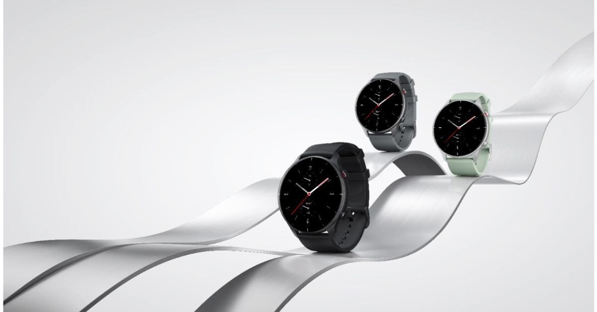 Amazfit GTR 2e and GTS 2e unveiled at CES 2021, to make its way to India soon