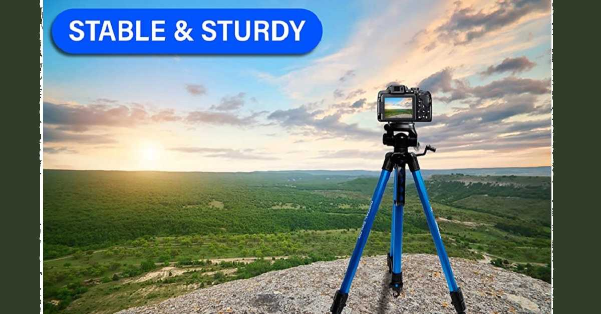Eloies Jaguar 3 Way Pan Head Photo Video Heavy Built Tripod