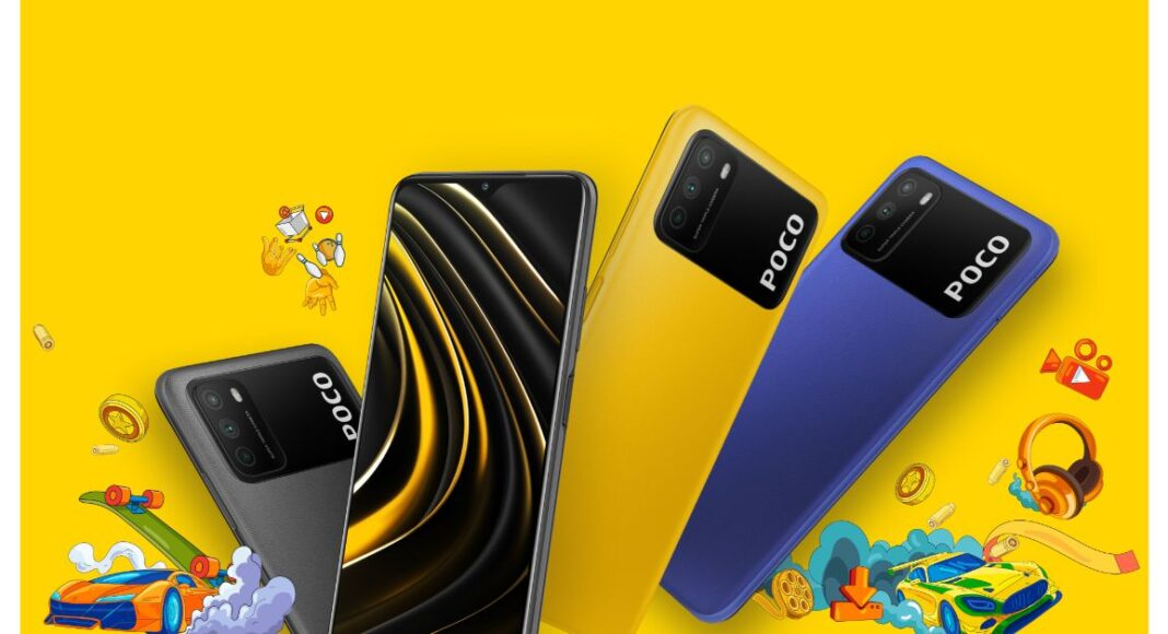 Poco M3 powered by Qualcomm Snapdragon 662 SoC launched in India
