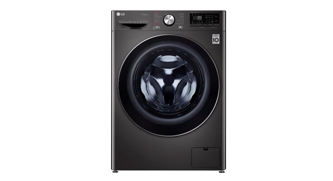 LG ThinQ front-load washing machine powered by 6 Motion Direct Drive launched in India