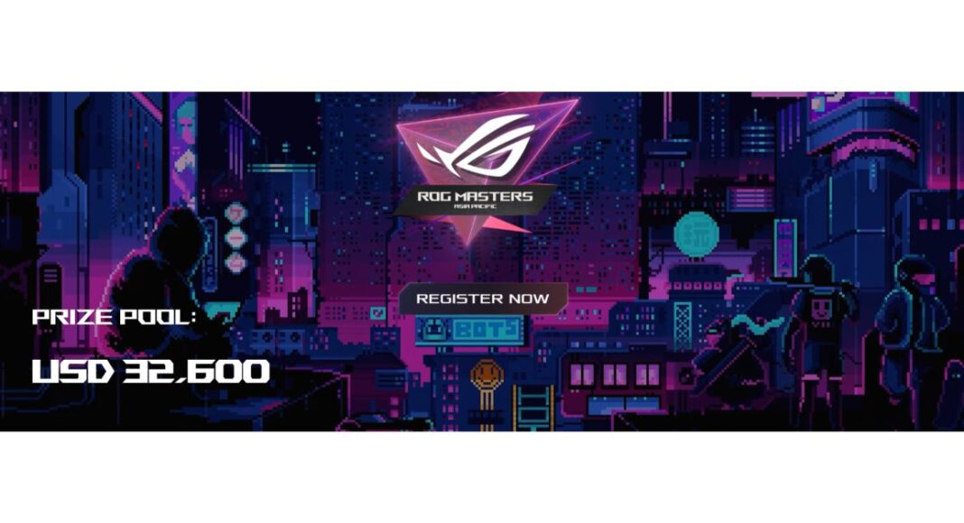 Asus Republic of Gamers announced its first ROG Masters Asia Pacific eSports tournament featuring Counter-Strike: Global Offensive (CS:GO)