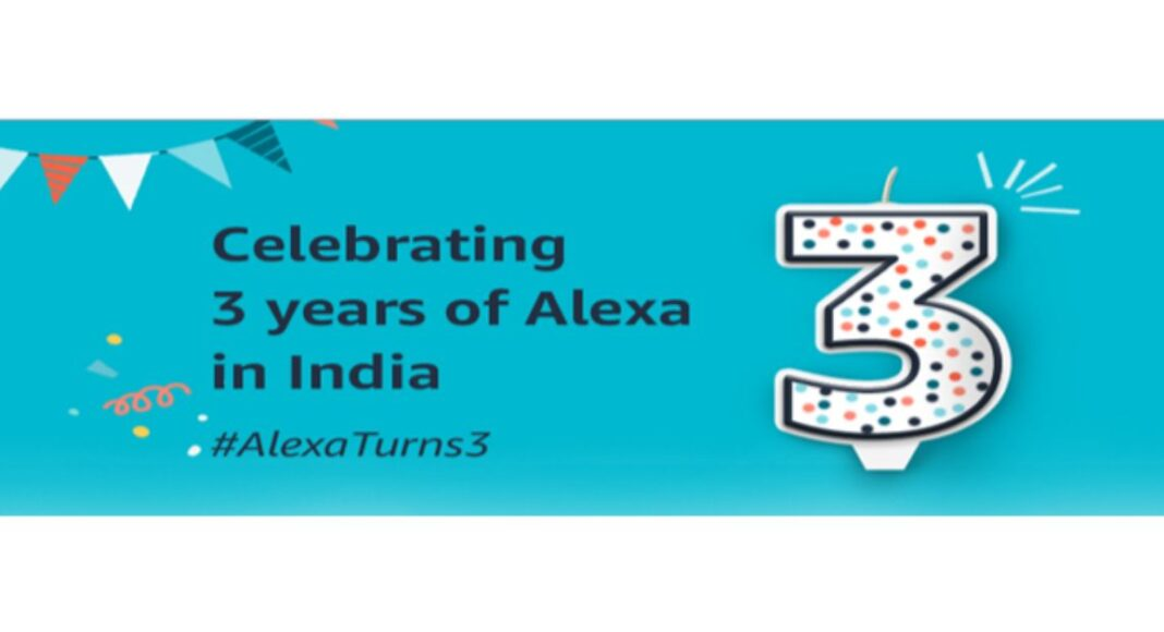 Amazon announces huge discounts on Alexa devices to celebrate its 3rd Anniversary, valid for 24 hours only