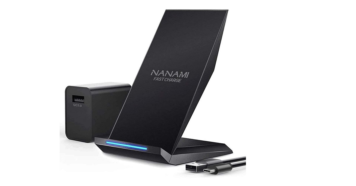Nanami Fast Wireless Charger Stand