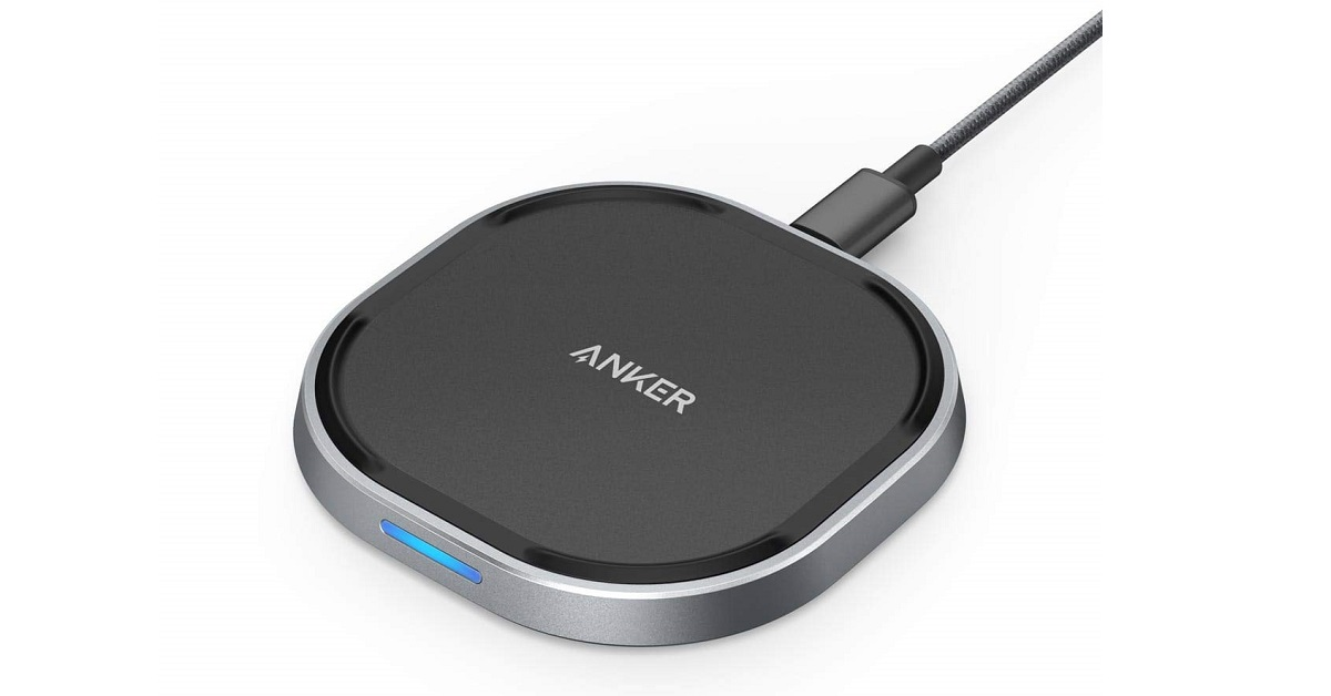 Anker Wireless Charger with USB-C