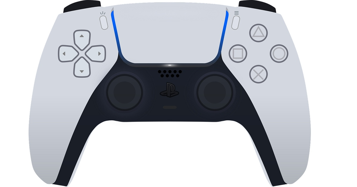 How can you connect the PlayStation 5 DualSense controller to an iOS device?